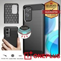 เคส Carbon Fiber Metallic TPU Case สำหรับ OnePlus 9 Pro / 9 / Nord