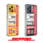เคส OPPO Find X3 Pro Shipping Series 3D Anti-Shock Protection TPU Case