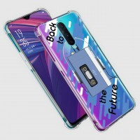เคส OPPO R17 Pro Anti-Shock Protection TPU Case [Back to the Future]
