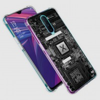 เคส OPPO R17 Pro Black Series Anti-Shock Protection TPU Case [BK001]