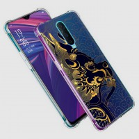 เคส OPPO R17 Pro Forbidden City Series 3D Anti-Shock Protection TPU Case [FC001]
