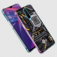 เคส OPPO R17 Pro Anti-Shock Protection TPU Case [Gaming Board]