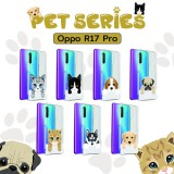 เคส OPPO R17 Pro Pet Series Anti-Shock Protection TPU Case