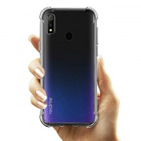 เคส Realme 3 Pro Anti-Shock Protection TPU Case