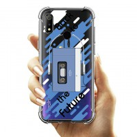 เคส Realme 3 Pro Anti-Shock Protection TPU Case [Back to the Future]