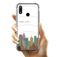 เคส Realme 3 Pro Anti-Shock Protection TPU Case [BANGKOK]