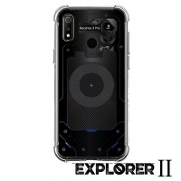 เคส Realme 3 Pro [Explorer II Series] 3D Anti-Shock Protection TPU Case