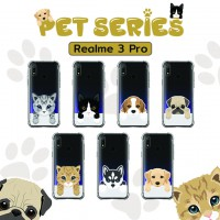 เคส Realme 3 Pro Pet Series Anti-Shock Protection TPU Case
