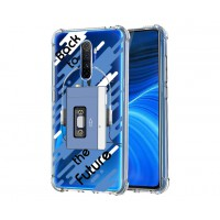 เคส Realme X2 Pro Anti-Shock Protection TPU Case [Back to the Future]