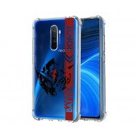เคส Realme X2 Pro Anti-Shock Protection TPU Case [Battle Robot]