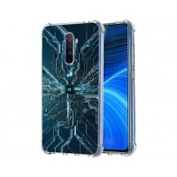 เคส Realme X2 Pro Digital Series 3D Anti-Shock Protection TPU Case [DG002]