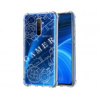 เคส Realme X2 Pro Anti-Shock Protection TPU Case [Gamer Illustration]
