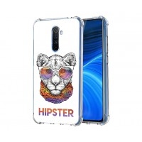 เคส Realme X2 Pro Anti-Shock Protection TPU Case [Hipster]