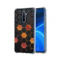 เคส Realme X2 Pro Polygon Series 3D Anti-Shock Protection TPU Case [PG002]