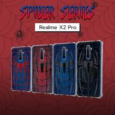 เคส Realme X2 Pro Spider Series 3D Anti-Shock Protection TPU Case