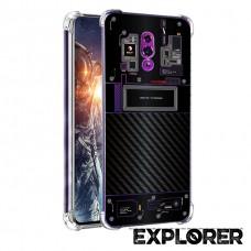 เคส OPPO Reno [Explorer Series] 3D Protection TPU Case