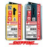 เคส OPPO Reno 10X Zoom Shipping Series 3D Anti-Shock Protection TPU Case
