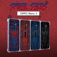 เคส OPPO Reno 2 Spider Series 3D Protection TPU Case