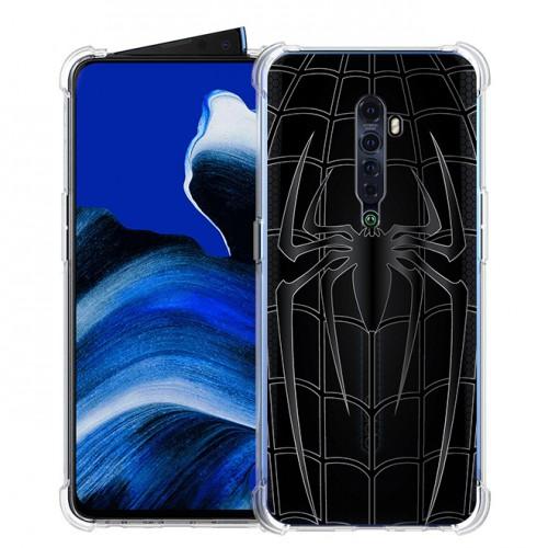 เคส OPPO Reno2 Spider Series 3D Protection TPU Case