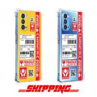 เคส OPPO Reno4 Pro 5G Shipping Series 3D Anti-Shock Protection TPU Case