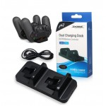 แท่นชาร์จจอย Dobe Dual Charging Dock for PS4 Wireless Controller
