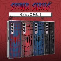 เคส Samsung Galaxy Z Fold 3 Spider Series 3D Crystal Clear Slim Case