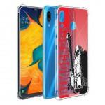 เคส Samsung Galaxy A30 War Series 3D Anti-Shock Protection TPU Case [WA002]