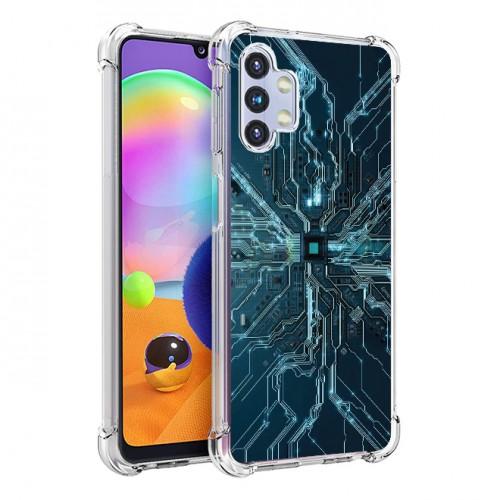 เคส 3D Anti-Shock Case DG002 สำหรับ Galaxy A72 / A52s / A52 / A32 / A71 / A51 / A80 / A70 / A50 / A30