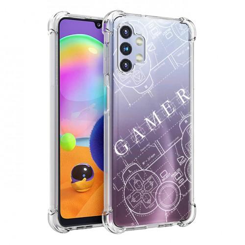 เคส Anti-Shock GAMER สำหรับ Galaxy A72 / A52 / A32 / A71 / A51 / A80 / A70 / A50 / A30