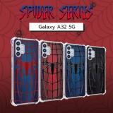 เคส Samsung Galaxy A32 5G Spider Series 3D Anti-Shock Protection TPU Case