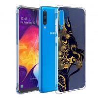 เคส Samsung Galaxy A50 Forbidden City Series 3D Anti-Shock Protection TPU Case [FC001]