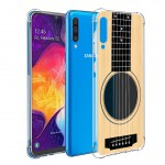 เคส Samsung Galaxy A50 Anti-Shock Protection TPU Case [GUITAR]