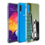 เคส Samsung Galaxy A50 War Series 3D Anti-Shock Protection TPU Case [WA001]