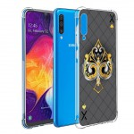 เคส Samsung Galaxy A50 X-Style Series Anti-Shock Protection TPU Case [XS003]