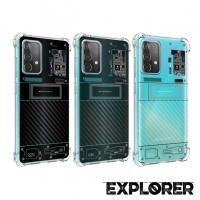 เคส Samsung Galaxy A52 5G [ Explorer Series ] 3D Anti-Shock Protection TPU Case