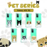 เคส Samsung Galaxy A52 5G Pet Series Anti-Shock Protection TPU Case