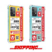 เคส Samsung Galaxy A52 5G Shipping Series 3D Anti-Shock Protection TPU Case