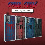 เคส Samsung Galaxy A52 5G Spider Series 3D Anti-Shock Protection TPU Case
