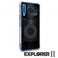 เคส Samsung Galaxy A7 [Explorer II Series] 3D Anti-Shock Protection TPU Case