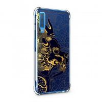 เคส Samsung Galaxy A7 Forbidden City Series 3D Anti-Shock Protection TPU Case [FC001]