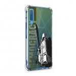 เคส Samsung Galaxy A7 War Series 3D Anti-Shock Protection TPU Case [WA001]