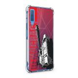 เคส Samsung Galaxy A7 War Series 3D Anti-Shock Protection TPU Case [WA002]