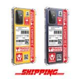 เคส Samsung Galaxy A72 5G Shipping Series 3D Anti-Shock Protection TPU Case