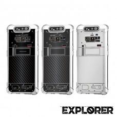 เคส Samsung Galaxy A80 [Explorer Series] 3D Anti-Shock Protection TPU Case