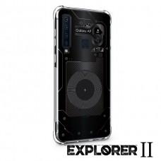 เคส Samsung Galaxy A9 [Explorer II Series] 3D Anti-Shock Protection TPU Case