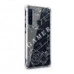เคส Samsung Galaxy A9 Anti-Shock Protection TPU Case [Gamer Illustration]