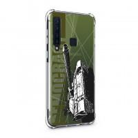 เคส Samsung Galaxy A9 War Series 3D Anti-Shock Protection TPU Case [WA001]