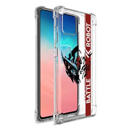 เคส Anti-Shock Case ROBOT leสำหรับ Galaxy S21 / Note20 / Note10 / Note9 / S20 / FE / S10 / S10e / Plus / Ultra / Lite