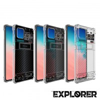 เคส Samsung Galaxy Note10 Lite [Explorer Series] 3D Anti-Shock Protection TPU Case