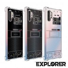 เคส Samsung Galaxy Note 10 Plus (Note 10+) [Explorer Series] 3D Anti-Shock Protection TPU Case